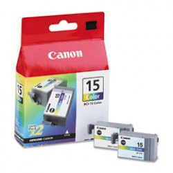 Canon Cartdrige Bci-15c I70 I80 Col