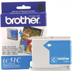 Brother Cartdrige Dcp-130 Mfc- Cyan