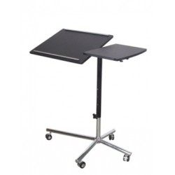 Table for Notebook Black